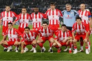 Osfp team @ Rome against Laccio