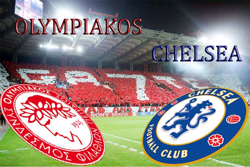Olympiakos - Chelsea